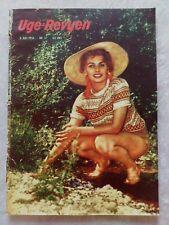 """UGE-REVYEN""1956.Sophia Loren.Taina Elg.Fred MacMurray.Ann Miller.Daniel Gélin"
