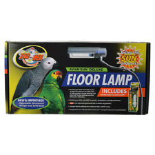 New listing Zoo Med Avian Sun Deluxe Floor Lamp with 5.0 Uvb Lamp