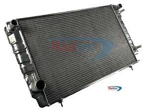 Jaguar XJS V12 & XJ12 Series 3 alloy radiator by Radtec