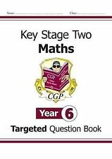 KS2 Maths Targeted Question Book - Year 6 (for the New Curriculum), CGP Books, V
