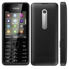 Nokia 301 RM-840 Black 3.2MP Bluetooth Single (T-mobile) Unlocked Mobile Phone