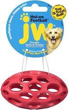 JW Durable Rubber Hol-ee Football Mini