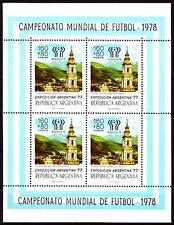 Argentinien Argentina 1978 ** Mi.1322 Klbg. Fußball Football [sq2694]