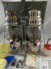 2x Optimus 930 Military Lantern Lamp. Radius Primus. Rare!