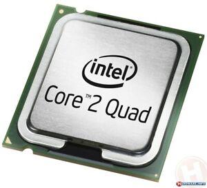 Vendo 1 Processore Intel Core 2 Quad Processor Q8400  4M Cache 2.66 GHz 1333 MHz