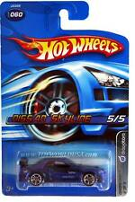 2006 Hot Wheels #60 Dropstars Nissan Skyline blue