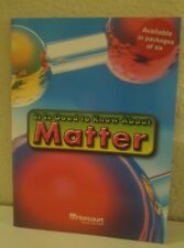 MATTER SCIENCE ON-Level READER 5TH GRADE 5 HARCOURT HOMESCHOOL READING LITERACY