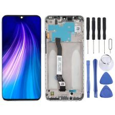 For Xiaomi Redmi Note 8 Frame LCD Touch Screen Replacemen Display Digitizer Grey