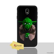 Star Wars Case/Cover For Samsung Galaxy J7 2017 / 3D Silicone Gel TPU / Yoda