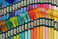 Embroidery Thread/Embroidery Floss - 1 Skein - You Pick Color