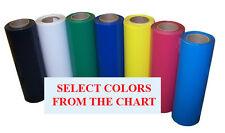 "5rolls pack 15""x3ft Heat Transfer PU Vinyl w/ sticky back,38colors;Cutter,Press"