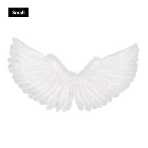 Feather Angel Wings Fairy for Dance Party Cosplay Costume Stage Show Masquerade