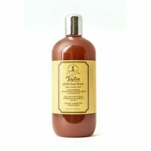 Taylor Of Old Bond Street Sandalwood Luxury Moisturising Bath & Shower Gel 500ml