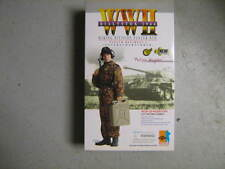 """DRAGON 1/6 12 in. WW 2 GERMAN WAFFEN SS """"WIKING"""" PANTHER TANK NCO """"PHILLIP""""."""
