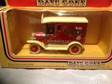 LLEDO DIECAST FORD Model T Van in CADBURY's COCOA BOURNVILLE Livery VGC