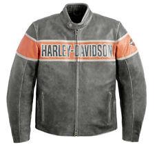 Harley Davidson Men's Victory Lane Leather Jacket 98057-13VM