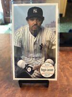 Reggie Jackson 2020 Topps Archives 640-RJ Giant Card New York Yankees Topps