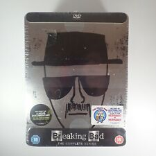 Breaking Bad - Complete Series Steelbox + Extra Season 1 New