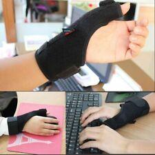 Thumb Brace Adjustable Thumb Spica Splint For Pain Sprained Arthritis Tendonitis