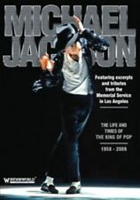 Life and Times of The King - Jackson Michael DVD (wnrd2482)