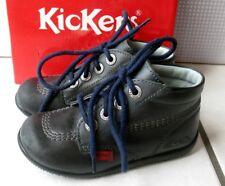 Chaussures Kickers noires unisexe Taille 26 Quasi-neuves