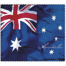 LENS CLEANING CLOTH - AUSTRALIAN FLAG - GLASSES, CAMERA
