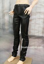 1/3 BJD 70cm male doll outfits Iplehouse EID Hero black leather pants ship US