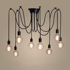 Black Chandelier Lighting Kitchen Ceiling Lights Bedroom Office Pendant Light