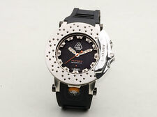GENUINE AUTOart STAINLESS STEEL DISC SPORT CALIPER  BRAKE ROTOR WATCH