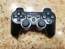 Sony OEM Dual Shock 3 Controller For PlayStation 3 PS3 Controller Black