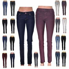 Topshop Denim Ripped, Frayed Jeans for Women