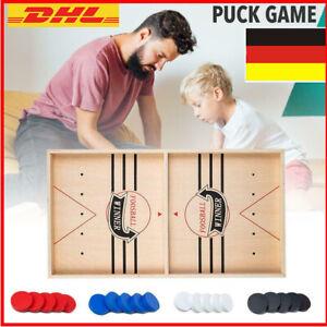 Schnelles Sling Puck Spiel Tempo Sling Puck Gewinner Tischhockey Indoors Juego