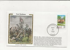 US Army Comm/FDC -  Civil War - Fort Stedman- 1990 (115)Z