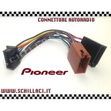 Connettore ISO autoradio PIONEER 16 contatti