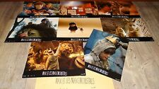 MAX ET LES MAXIMONSTRES  ! jeu photos cinema lobby cards fantastique