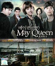 May Queen _ Korean (2012 Tv Series) English Sub_ DVD _ NTSC Region 0_ Han Ji-hye