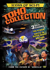 Icons of Science Fiction Toho Collection Region 1 DVD