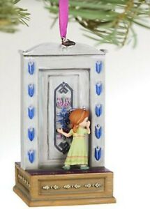 Disney Sketchbook Anna Elsa Frozen Singing Christmas Tree Decoration. Ideal Gift