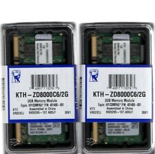 New Kingston 4GB (2X 2GB Kit) PC2-6400 800MHz DDR2 Laptop/Notebook RAM Memory