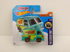 """Coche Mattel Hot Wheels DTX34 """"HW SCREEN TIME"""" The Mistery Machine - SCOOBY-DOO"""