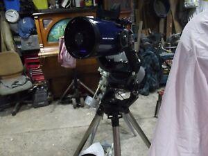 MEADE Telescope LX 10 EMC 8 INCH SCHMIDT CASSEGRAIN TELESCOPE LOADED