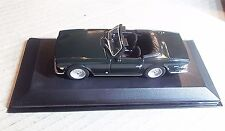 430132571  MINICHAMPS 1:43 SCALE ~ TRIUMPH TR 6 1968-78 ~ RACING GREEN