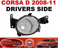 VAUXHALL CORSA D NEW FRONT FOG LIGHT SPOT LAMP DRIVERS OFF SIDE SXI SRI CDTI ETC