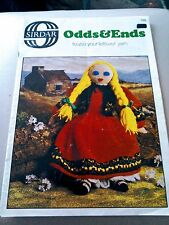 KNITTING PATTERN Crochet booklet Odds & Ends Knit Crochet FREE POST