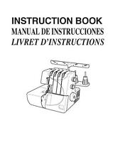 Necchi S34 Sewing Machine Manual Instructions User Guide Reprint Copy