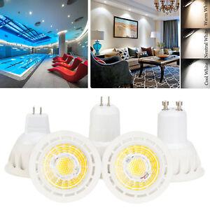 À Variation LED Spot Ampoule 10W E27 E26 MR16 GU10 GU5.3 220V 12V Clair Lampes