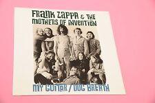 "FRANK ZAPPA 7"" MY GUITAR SIGILLATO SEALED ! TOOOOPPPPPPP"