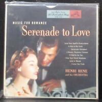 "Henri Rene - Serenade To Love EP 2x7"" VG+ Vinyl 45 RCA EPB 3049 USA"