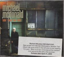 MICHAEL McDONALD Baby I Need Your Lovin' | Maxi-CD 1 Track