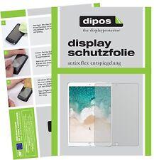 2x Apple iPad Pro 10,5 Zoll Protector de Pantalla protectores mate dipos